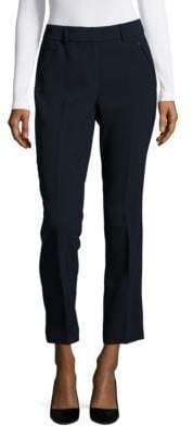 Karl Lagerfeld Paris Cropped Straight Leg Pants