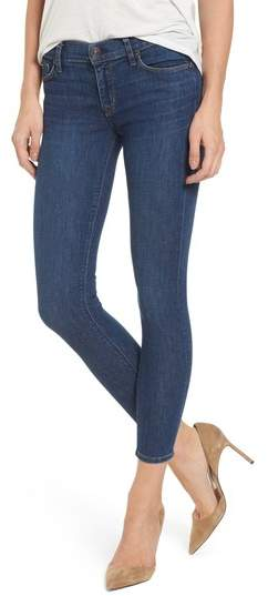 Krista Ankle Super Skinny Jeans