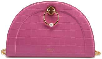Mulberry Crescent Clutch