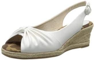 Easy Street Shoes Women's Keen II Wedge Sandal