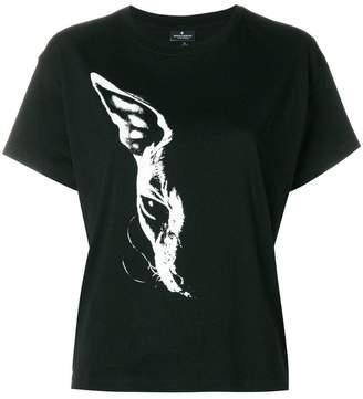 Marcelo Burlon County of Milan cat print T-shirt