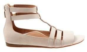 SoftWalk Cazadero Leather Gladiator Sandals