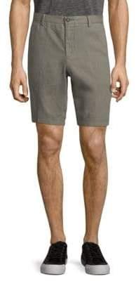 HUGO BOSS Crigan Linen Shorts
