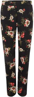 Sofie Schnoor Floral print trousers