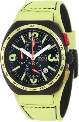 Montres de Luxe Men's BK5503 Avio Summer Quartz Chronograph Dial Watch