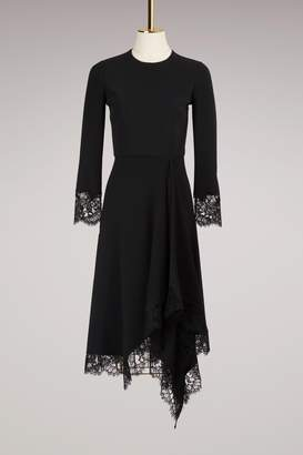 Givenchy Cady Lace Dress