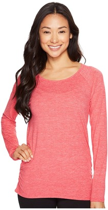 Lucy - Cosmic Long Sleeve Top Women's Long Sleeve Pullover $65 thestylecure.com
