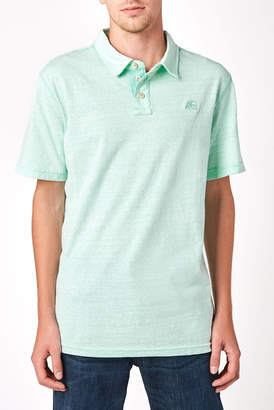 Surfside Supply Heathered Short Sleeve Polo