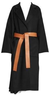 Loewe Oversize Belted Coat