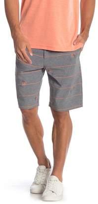Travis Mathew Ya-Man Patterned Shorts