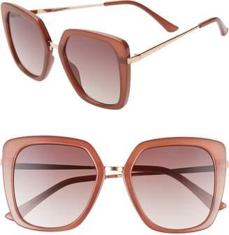 BP 53mm Square Sunglasses