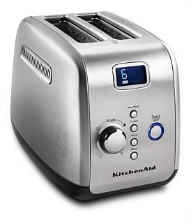 KitchenAid Kmt223 Artisan 2 Slice Toaster Stainless Steel