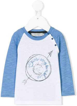 Christian Dior embroidered logo T-shirt