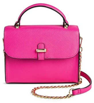 Merona Women's Mini Top Handle Handbag $19.99 thestylecure.com