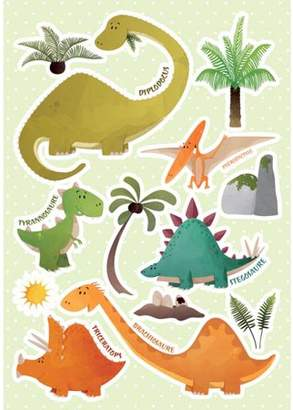 Home Decor Line Dinosaurs Wall Decals