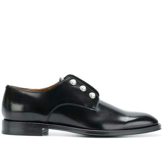 Givenchy faux pearl embellished Derby shoes