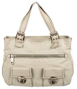 Marc Jacobs Leather Zip Tote