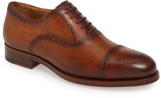 Magnanni Hamilton Medallion Toe Oxford