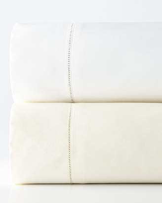 Sferra King 1,020 Thread Count Solid Sateen Flat Sheet