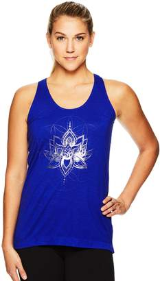 Gaiam Women's Fiona Yoga Graphic Tank