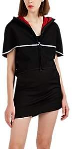 Zero Maria Cornejo Women's Pod Bonded Scuba Hooded Jacket - Black