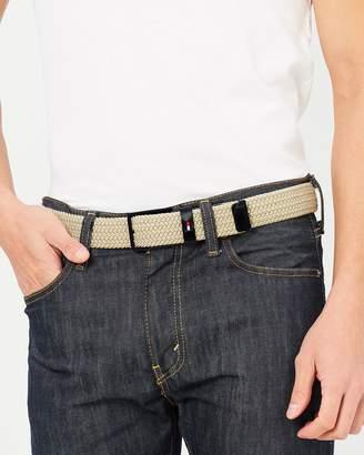 Tommy Hilfiger Solid Modern Elastic Belt