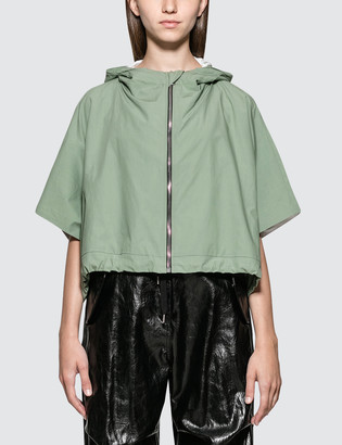 Aalto Short Hooded Zip Jacket