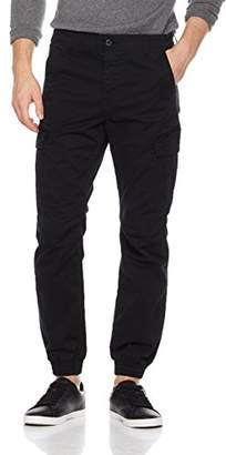 Wood Paper Company Men's Jogger With Cargo Pockets