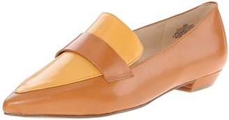 Nine West Women's Truethat Leather Loafer $89 thestylecure.com