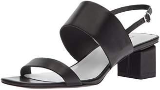 Via Spiga Women's Forte Block Heel Heeled Sandal