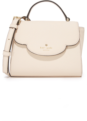 Kate Spade New York Mini Makayla Top Handle Bag $248 thestylecure.com