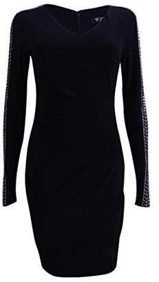 GUESS Women's Long Sleeve Dress