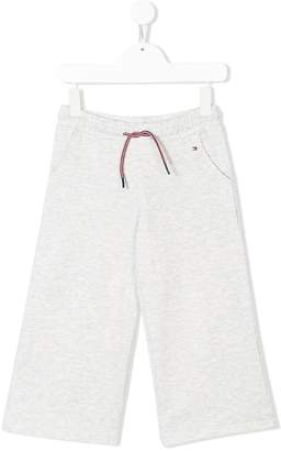 Tommy Hilfiger Junior logo drawstring track trousers