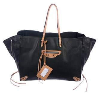 19e4017cea611b Balenciaga Papier A4 Zip-Around Tote