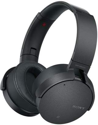 Sony Wireless Noise-Cancelling Extra Bass Headphones