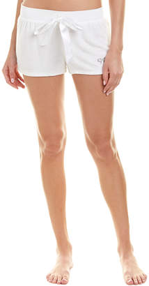 Betsey Johnson Blue By Terry Cloth Short