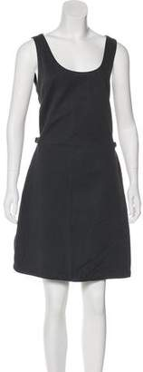 MM6 MAISON MARGIELA Sleeveless Knee-Length Dress