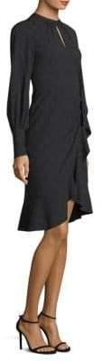 Nanette Lepore Divine Keyhole Dress