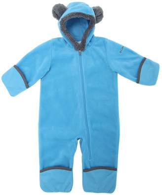 Columbia Hooded Fleece Romper