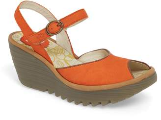 Fly London Yora Wedge Sandal