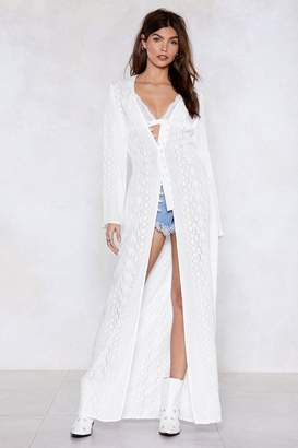 Nasty Gal I Told You Sew Broderie Dress