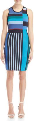 Desigual Amico Geo Sheath Dress