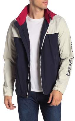 Tommy Hilfiger Multi-Color Water Wind Resistant Jacket
