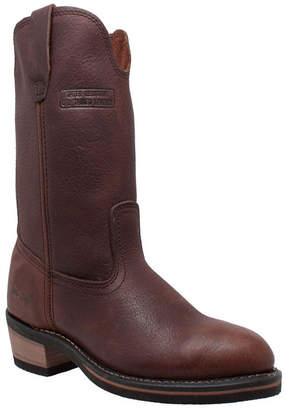 "AdTec Men 12"" Ranch Wellington Boot Men Shoes"