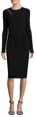 Elie Tahari Saniya Matte Jersey Dress $268 thestylecure.com