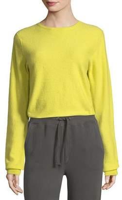 Vince Classic Crewneck Long-Sleeve Sweater