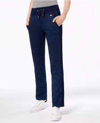 Tommy Hilfiger Cotton Logo Sweatpants