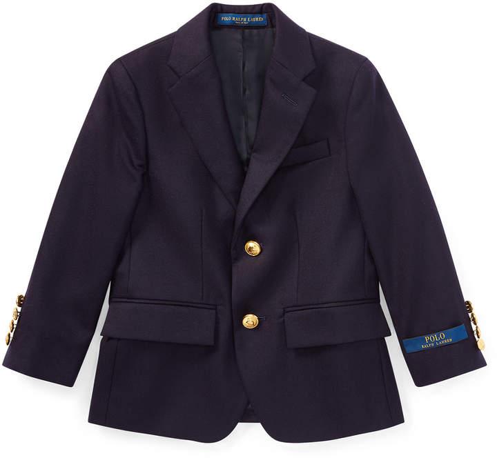 Wool Doeskin Sport Coat