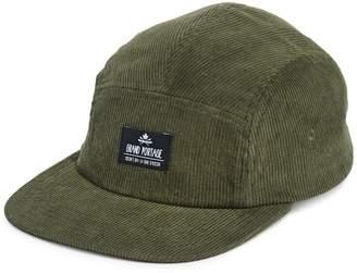 Grand Portage Corduroy 5-Panel Hat