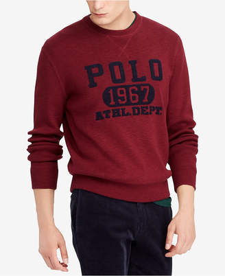 Polo Ralph Lauren Men's Big & Tall Graphic Sweater